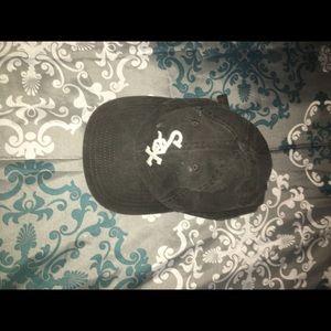 Vintage white Sox hat